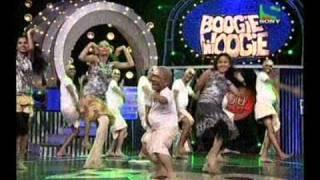 Bloodstone Dance Group Comedy Dance in Boogie Woogie