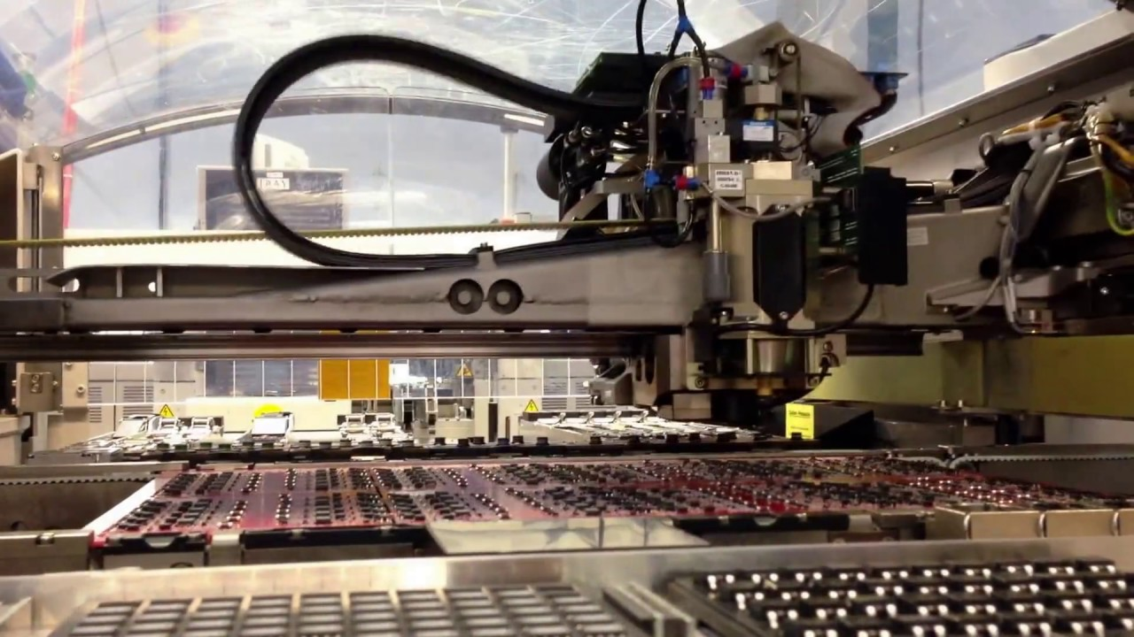 Surface Mount Technology: PCB Assembly In Action