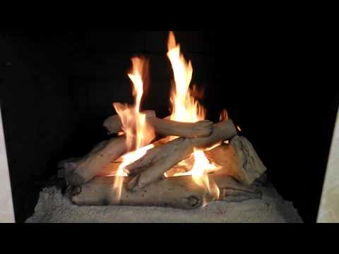 Driftwood: Weststar Chimney Sweeps' New Gas Log Product - YouTube