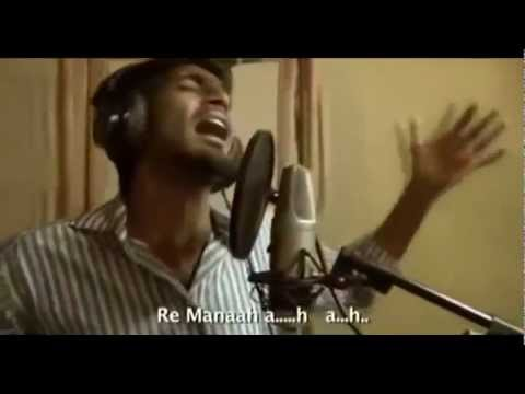 Re Mana Tu Bhalapauchu of Oriya Album DILJANI by Mohd Irfan,Music by Abhijit Majumdar