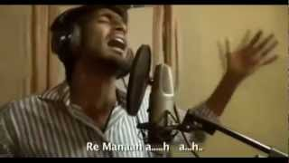 Re Mana Tu Bhalapauchu of Oriya Album DILJANI by Mohd Irfan,Music by Abhijit Majumdar