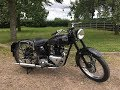 Triumph 3T 1947 350cc for Sale