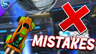 32 Mistakes You're Probably Making in Rocket League