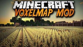Обзор модов Minecraft #46 Zan's Minimap [1.7.10] - Мини-карта!