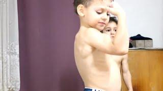 Die 10 Stärksten Kinder der Welt!