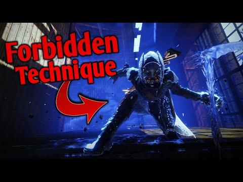 The New Forbidden Hunter Technique... [Destiny 2 Beyond Light]