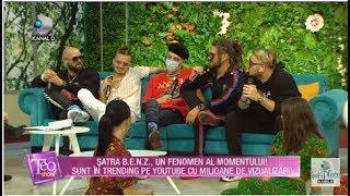 Teo Show (03.10.2018) - Satra B.E.N.Z., un fenomen al momentului! Partea 5