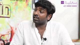 Vijay Sethupathi opens up about KaKaKaPo, social media fights and much more - Interview by prashanth