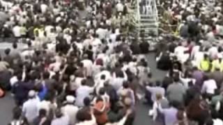 Jalsa Salana UK 2009 - International Ba'ait Ceremony
