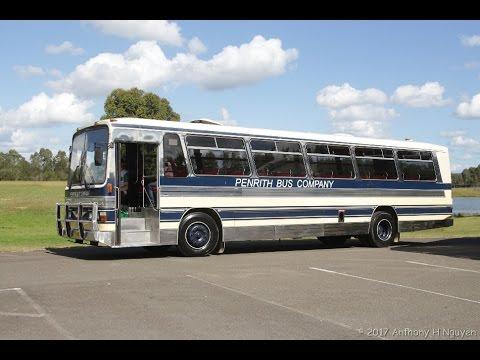 Compass Tours Penrith Bus Company Werrington Hino CG277 Custom Coaches 1794 MO