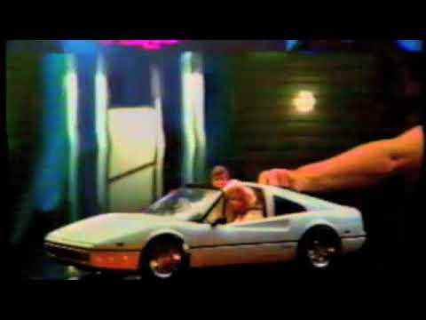 Barbie Ferrari Commercial : 1980s