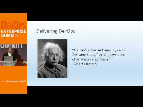 DOES14 - Dave Swersky - PNC - DevOps: From the Center Out