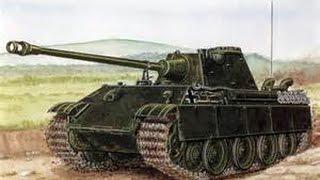 """PzKpfw V """"Panther"""" (""""Пантера""""). Второй мастер."""