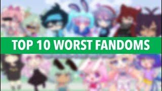 Top 10 worst fandoms of the decade (2010s)