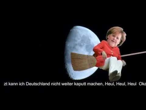 Merkel Hexe