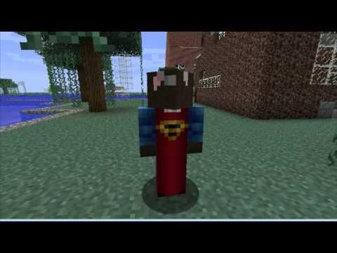 diamond minecart -  Minecraft Skins Superman Cow