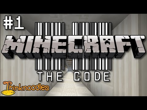 Minecraft: The Code Part 1 - Can You Solve The Code?