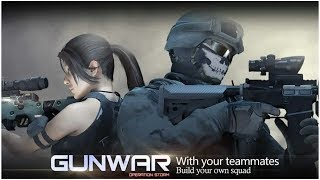 Gun war: Shooting Games #2 Android / iOS Gameplay