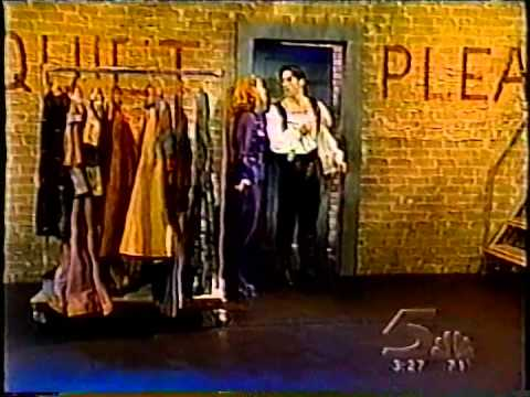 "Kiss Me Kate ""Always True To You"" Rosie O'Donnell Show 1999"
