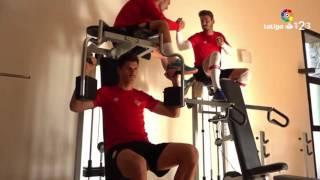El RCD Mallorca se apunta al Mannequin Challenge