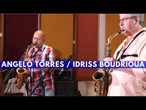 In a Sentimental Mood - Angelo Torres e Idriss Boudrioua