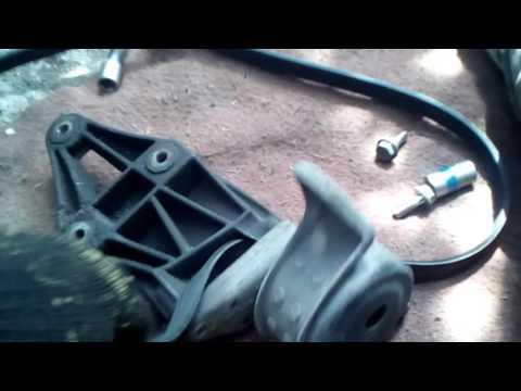 Замена ремня генератора Опель Вектра, Opel Vectra