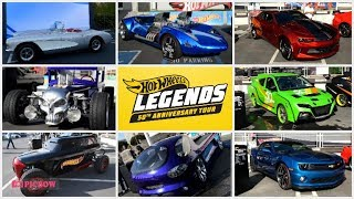 Hot Wheels Legends 50th Anniversary Tour