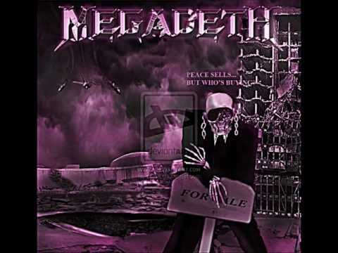 Megadeth- Peace Sells Lyrics