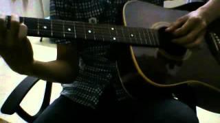 """Bài dự thi solo guitar: """" lời ru một đời""""- NTN"""