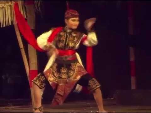 Juara Umum Parade Teater Tmii Judul Bantengan Geger Prov. Jawa Timur By CERAH FOTO