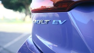 Tested: Driving the Chevy Bolt Electric Vehicle!