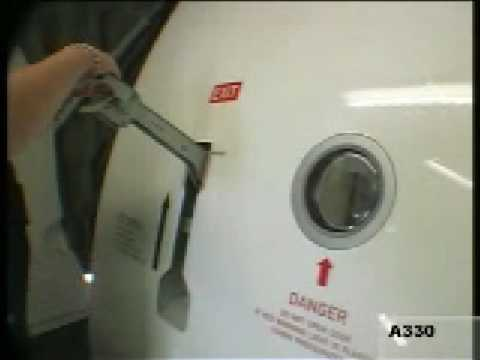 A330 Cabin Door Youtube