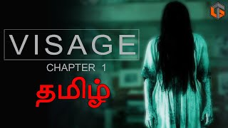 Visage Horror Game Live Tamil Gaming