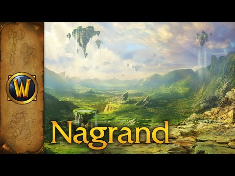 World of Warcraft - Music & Ambience - Nagrand (Outland)