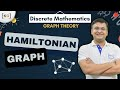 Part-17 | hamiltonian graphs in graph theory in hindi discrete mathematics cycle path circuit