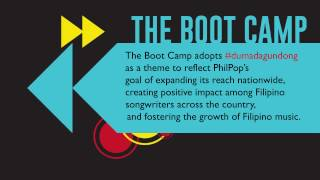 Repeat youtube video PhilPop Songwriting Bootcamp 2017 Mechanics