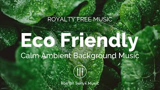 Eco Friendly - Royalty Free/Music Licensing