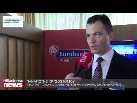 3ο International Funds Summit - EUROBANK CYPRUS