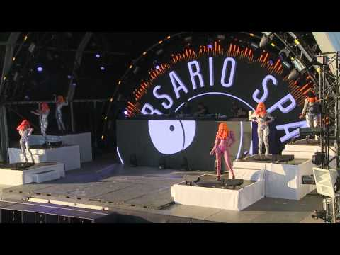 Layo & Bushwacka - Club Space 25th Anniversary, Ibiza