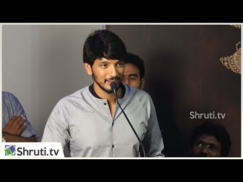 Gautham Karthik speech   Oru Nalla Naal...