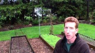 How To Build A Raised Bed Garden - Vegetable Gardening
