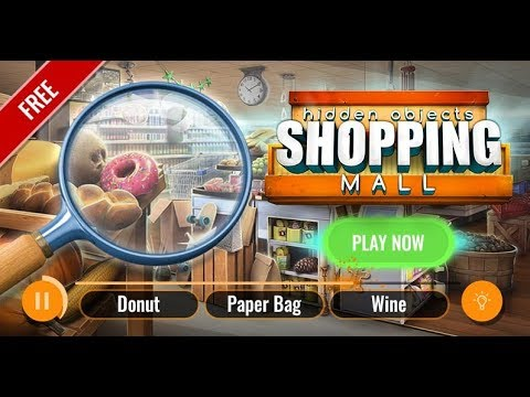 Shopping Mall Hidden Object Game – Fashion Story Hidden Objects Games For Android 2019