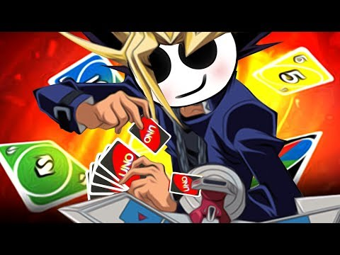 I'M SO BAD AT UNO THAT IT'S FUNNY |