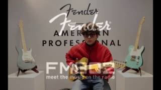 FM802 on-air with TACTY IN THE MORNING 2017.01.18 OA FENDER present...