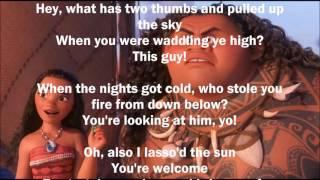 Dwayne Johnson - You