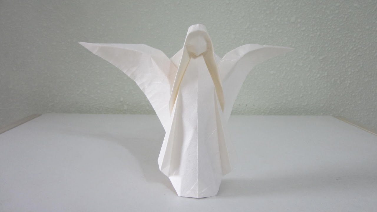 Tutorial - Nativity Angel  Creator  Max Hulme