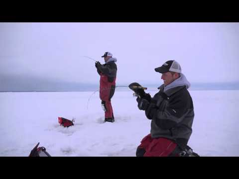 In-Depth Outdoors: On Ice #0026 Tips For Tullibee On Lake Winnibigoshish (Big Winnie)