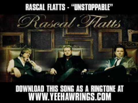 musica rascal flatts unstoppable