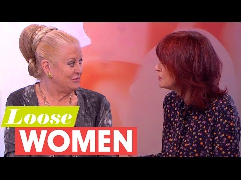 Kim Woodburn Reveals She Was Sexually Abused by Her Father | Loose Women