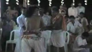 Nellitheertha-Bhuta Kola-Oil ceremony